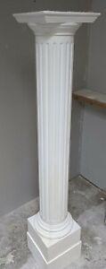 Plaster Fluted Column