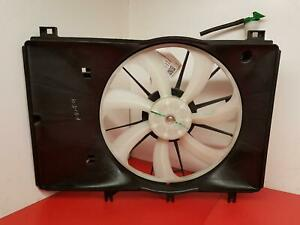2019 SUZUKI BALENO MK2 A1K 1.0 RADIATOR COOLING FAN AE168000-9480