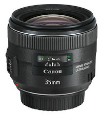 Canon EF 35 mm 1: 2,0 IS USM  vom Canon shop Nr.1