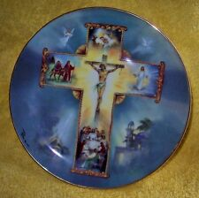 Royal Doulton THE LIFE OF CHRIST Ceramic Plate - Bar Zoni Limited Edition MA4557