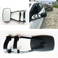 1x Adjustable Clip-on Side Mirror Extender Truck Suv Vav RV Trailer Accessories