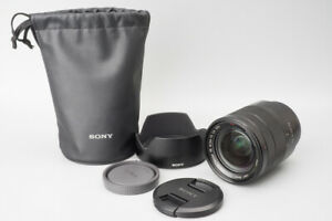 Sony Zeiss Vario-Tessar FE 24-70mm f/4 F4 ZA OSS T* Zoom Lens, For E Mount A7 II