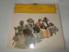 Mendelssohn and Bruch Violin Concerto's  Wolfgang Schneiderhan  DGG DGM 19124