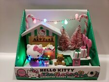 Limited Edition HELLO KITTY Musical Animated Candy Shop, CVS Exclusive ~ NEW