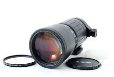 【Exc+++】Sigma 300mm F/4 APO Tele Macro AF Lens For Sony/Minolta A mount 695853