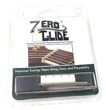 Zero Glide Slotted Zero Fret Nut Kit for for Banjo ZS-8