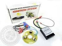 Boyer MK3 Ignition Kit - Suzuki GT380/GT550/GT750 Triples
