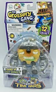 New! Grossery Gang Series 5 Time Wars Dodgey Donut Toy Figure Hard_8s_Magic