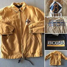 BOSS 1993 Jacket Coat one size fits all 90s 1990s big logo