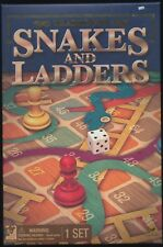 New Traditions Snakes and Ladders Board Game by Cardinal Ind., Spin Master