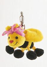 Schaffer Plüsch Schlüsselanhänger Biene BINE   Plush Keyring Bee 10 cm