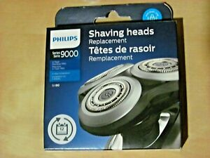 PHILIPS SH90 HEADS (3 Pieces for 9000 Series, Brand New)