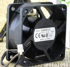 Replacement FOR DELTA DSB0612L 6W63 fan 60*60*25mm 2pin 12V 0.12A #am