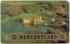 RARE Mercurycard Phonecard - Orient Express - Leeds Castle 24th. Sept 1990