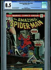 Amazing Spider-man #144 CGC 8.5 VF+  1975 Marvel Comic 1st Stacy Gwen clone K24