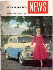 Standard salon 1957 uk market brochure huit dix pennant ensign vanguard