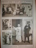 Play Photos The Bat St James's Theatre London 1922