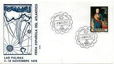 España Feria del Atlantico Las Palmas año 1978 (BC-509)
