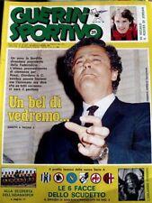 GUERIN SPORTIVO=N°31 1981=UN BEL DI' VEDREMO