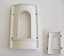 PLAYMOBIL (H437) PRINCESSES - Mur Arrondi Blanc Fenêtre Château 3019 4250