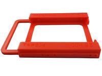 """Festplatte HDD Einbau Rahmen 3,5"""" auf SSD 2.5"""" Notebook Adapter Halter Halterung"""