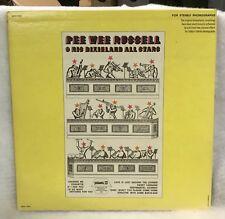 Vintage Pee Wee Russell - The Dixieland Allstars - Vinyl LP