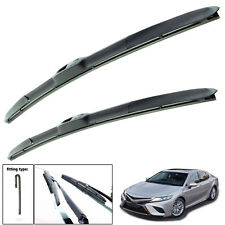 "Toyota Camry 2017-on hybrid wiper blades set of front 26"" 20"""