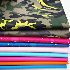 Waterproof Resistant Ripstop Polyester Nappies Repellent Fabric Outdoor Umbrella