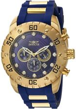 Invicta Men's 'Pro Diver' 20280 Quartz Stainless Steel Chronograph Watch
