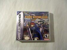 Fire Emblem Custom Nintendo GBA - Gameboy Advance Case (***NO GAME***)
