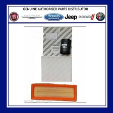 Genuine FIAT 500 1.2 Petrol SERVICE KIT 2007-2012 71765187 Oil/Air/Pollen Filter