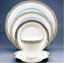 Noritake Legacy Splendor 4267 China 2 DINNER PLATES 2 SOUP 1 SALAD PLATE