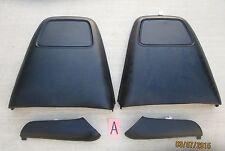 1971 73 Chrysler New Yorker Plymouth Sport Fury C Body Seat Backs BLACK or WHITE