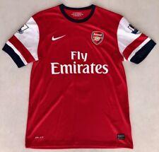 Camiseta Arsenal Nike 2013/2014 Lukas Podolski (talla M)