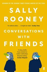 Sally Rooney Conversations with Friends Paperback NEW