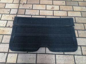 @RARE Rear Cargo Cover Black trunk edm OEM Honda CRX ED9 EE8 EF8 CIVIC SiR 88-91