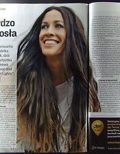 Alanis Morissette, Japandroids, Lynn Shelton polish magazine No 35/2012