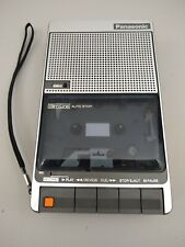 Panasonic SlimLine RQ-2736 Portable Cassette Tape Recorder Player Made in Japan
