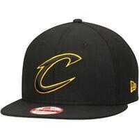 New Era SnapBack 9FIFTY Cleveland Cavaliers Snap Back NBA Hat Adjustable Cap