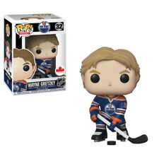 Funko NHL Wave 3 WAYNE GRETZKY Edmonton Oilers HOME JERSEY Canada Exclusive Pop