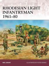 Osprey Warrior 177: Rhodesian Light Infantryman 1961-80 (Infanterie) / NEU