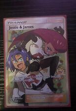 Jessie & James Hidden Fates Full Art 68/68 GEM MINT!!