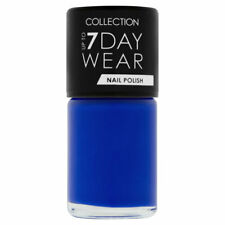 Collection Work The Colour Nail Polish - Sonic Blue -