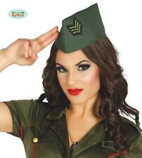 Unisex Mimetica Esercito Soldato Cappello Dog Tag Occhiali Da Sole Berretto Costume Accessori