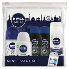 NIVEA Male Travel Essentials Set Travelling Kit