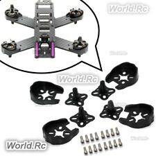 Brushless Motor Protector Mount /w Landing Gear for 2204 2205 2206 FPV QAV250 BK