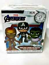 Walmart Marvel Avengers Mystery Minis Bobble Head in factory sealed package