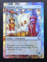 Inflation Station Foil - Mtg Magic Card # 13C45
