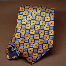 Faconnable  Men's  necktie 100% soie made in France
