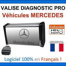 Valise de Diagnostic PRO pour MERCEDES - MPM COM AUTOCOM DELPHI MB STAR C3 C4